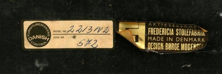 Børge Mogensen, 2213,
