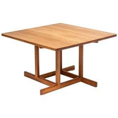 Børge Mogensen 5217 Solid Oak Coffee Table