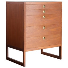 Børge Mogensen Chest of Drawers in Mahogany