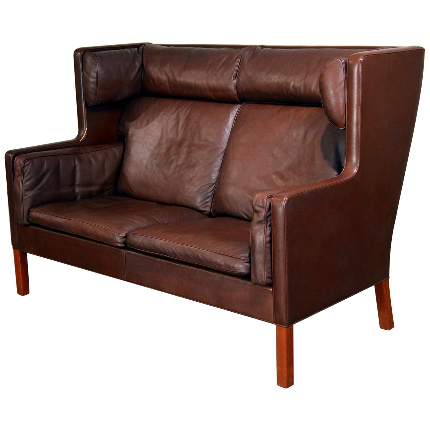 Børge Mogensen Coupe Sofa no. 2192 by Frederica