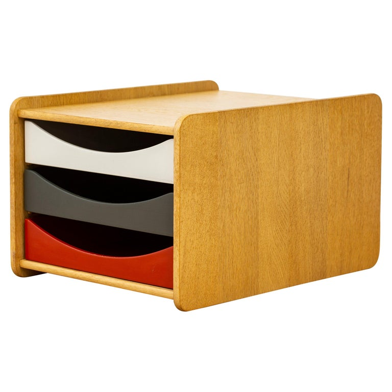 Børge Mogensen Desk Organizer, Karl Andersson & Söner, Sweden, 1950s For Sale