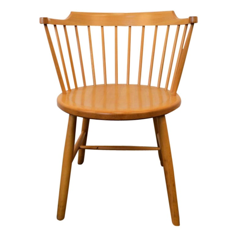 Børge Mogensen Dining Chairs, Model 3249, Set of Six For Sale 1