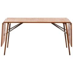 Børge Mogensen Dining Table or Desk Produced by Søborg Møbler in Denmark