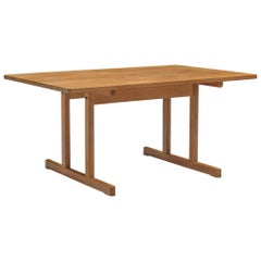 Børge Mogensen Dining Table Model 6289 in Oak