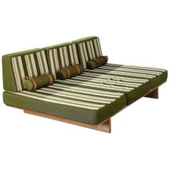 Børge Mogensen Early Erhard Rasmussen Large Daybed Made in 1958
