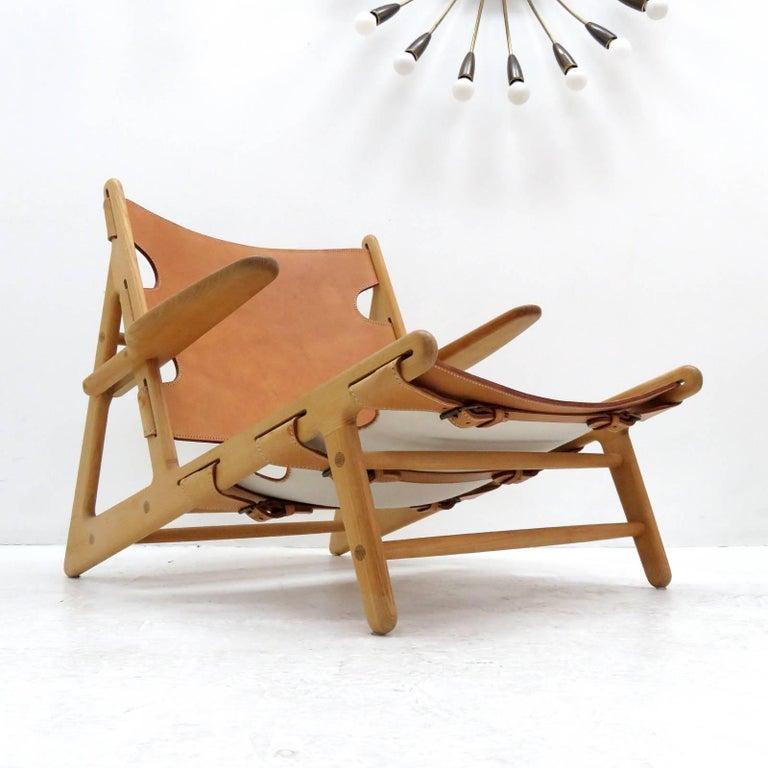 Børge Mogensen 'Hunting' Chair, Model 2229 3