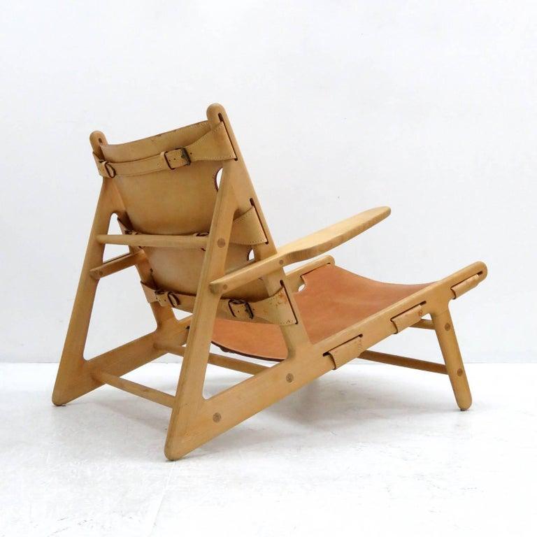Danish Børge Mogensen 'Hunting' Chair, Model 2229