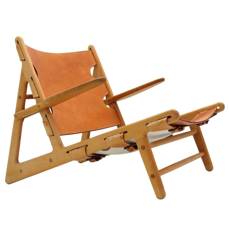 Børge Mogensen 'Hunting' Chair, Model 2229