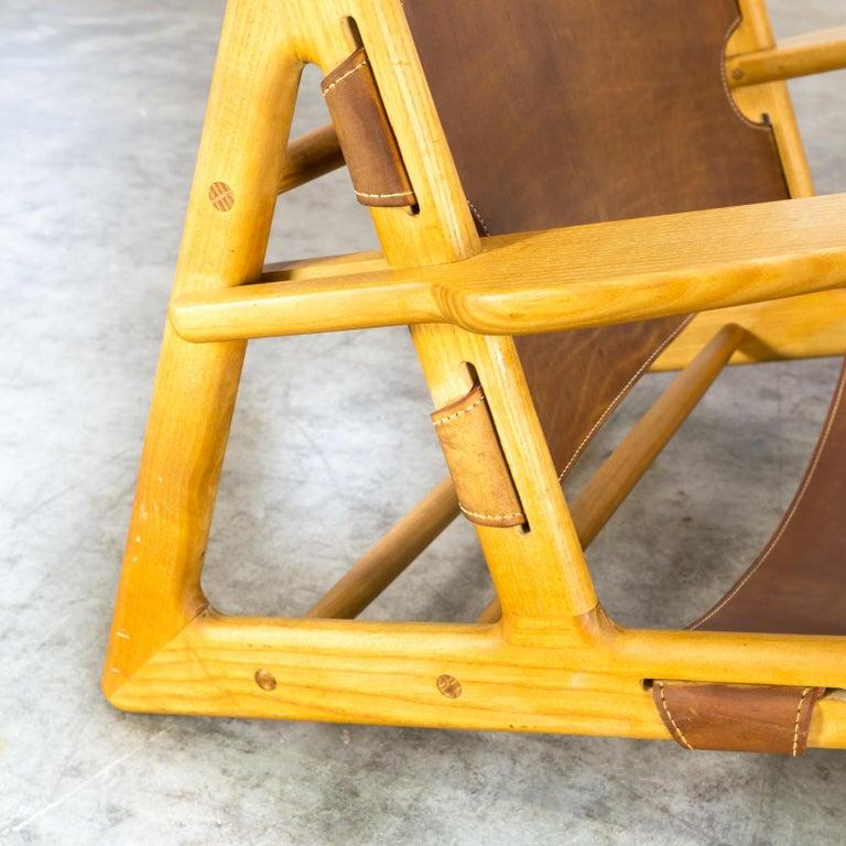 Børge Mogensen 'Hunting' Chair, Model 2229 for Fredericia Stolefabrik For Sale 4