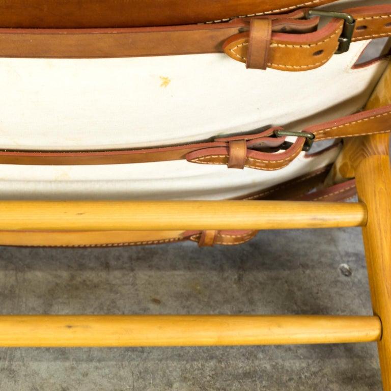 Børge Mogensen 'Hunting' Chair, Model 2229 for Fredericia Stolefabrik For Sale 9