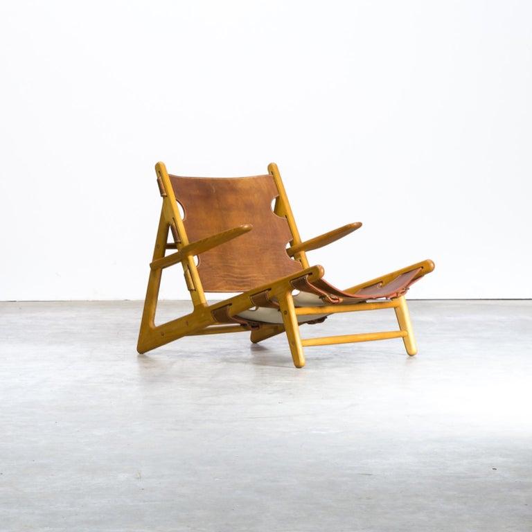 Danish Børge Mogensen 'Hunting' Chair, Model 2229 for Fredericia Stolefabrik For Sale
