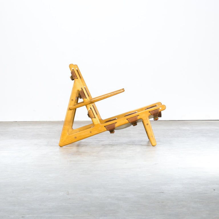 Børge Mogensen 'Hunting' Chair, Model 2229 for Fredericia Stolefabrik In Good Condition For Sale In Amstelveen, Noord