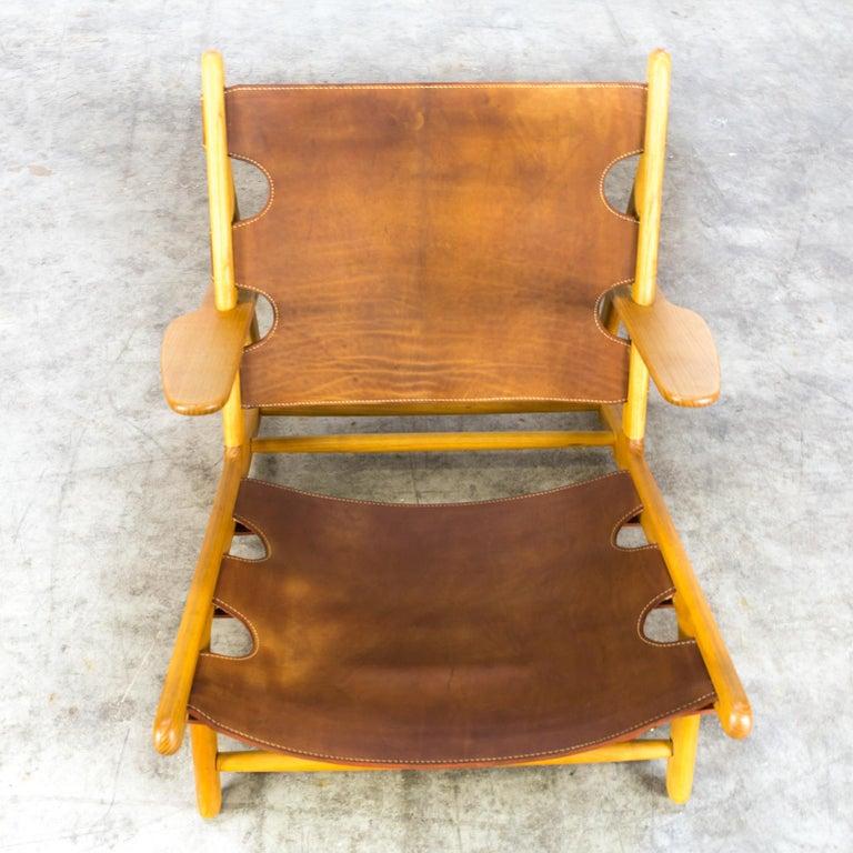 Børge Mogensen 'Hunting' Chair, Model 2229 for Fredericia Stolefabrik For Sale 1