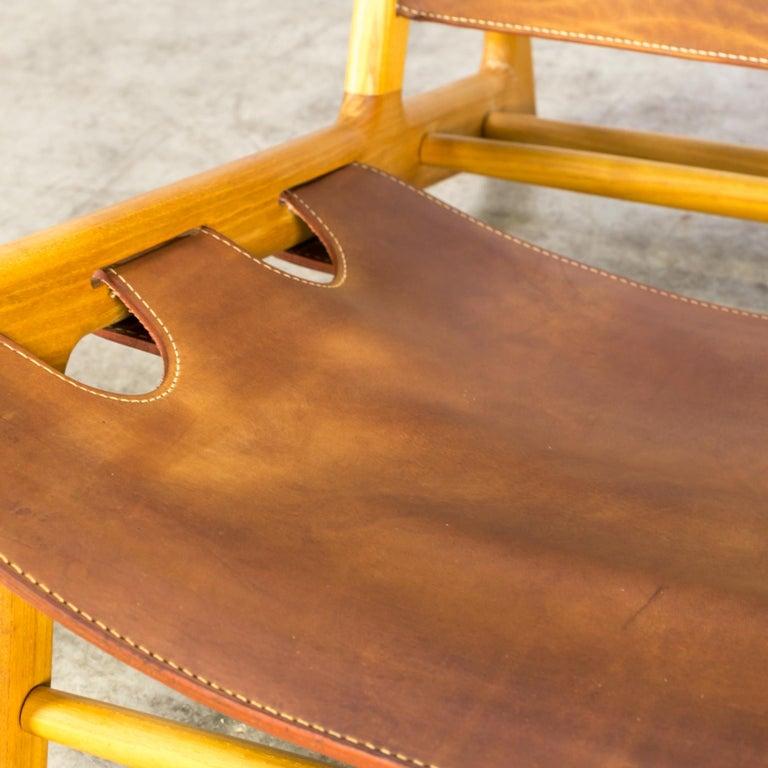 Børge Mogensen 'Hunting' Chair, Model 2229 for Fredericia Stolefabrik For Sale 2