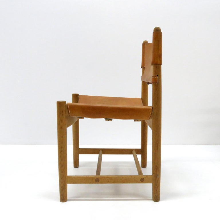 Danish Børge Mogensen 'Hunting' Chairs, Model 3237 For Sale