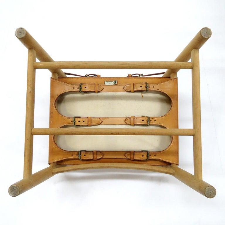 Børge Mogensen 'Hunting' Chairs, Model 3238 For Sale 1