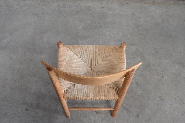 Børge Mogensen J39 Vintage Dining Oak Chair for FDB Mobler Set of 4 11