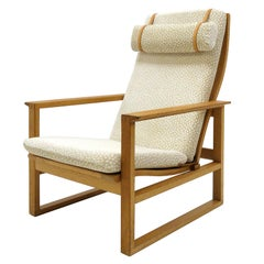 Børge Mogensen, Model 2254 Lounge Chair, 1956