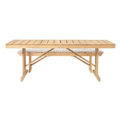 Børge Mogensen Model Bm1771 Outdoor Table