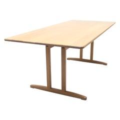 Børge Mogensen Oak Dining Table, Øresund 195, by Karl Andersson & Söner