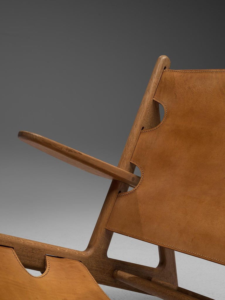 Børge Mogensen Pair of Hunting Chairs For Sale 1