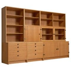 Børge Mogensen 'Øresund' Cabinet in Oak