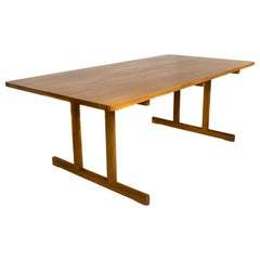Børge Mogensen Shaker Dining Table Model 6286 for Fredericia, Denmark, 1960s