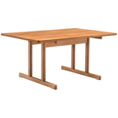 Børge Mogensen Shaker Table in Oak
