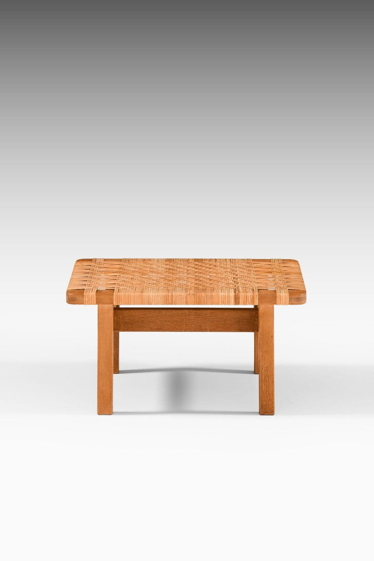 Danish Børge Mogensen Side Tables or Benches Model 5273 by Fredericia Stolefabrik For Sale