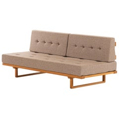 Børge Mogensen Sofa / Daybed Model 4311/4312 by Fredericia in Denmark