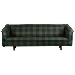 Børge Mogensen Sofa Model 4853 Made by Tage Kristensen, 1953