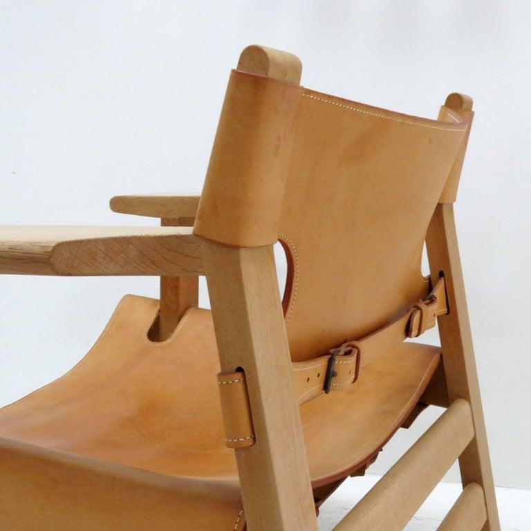 Børge Mogensen 'Spanish Chair', Model 2226 For Sale 3