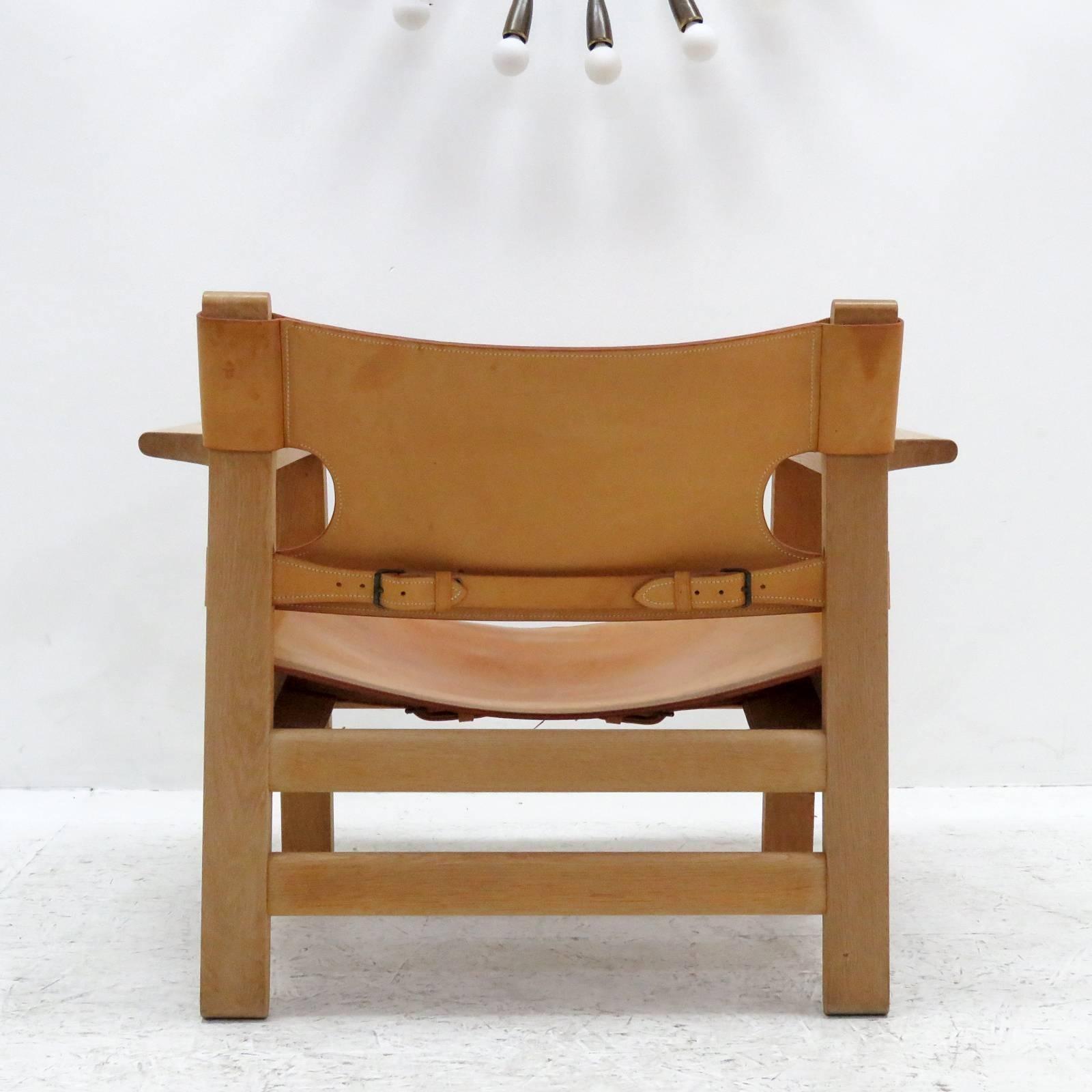 børge mogensen spanish chair model 2226 for sale at 1stdibs