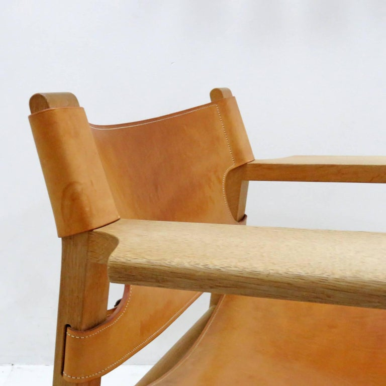 Børge Mogensen 'Spanish Chair', Model 2226 For Sale 1