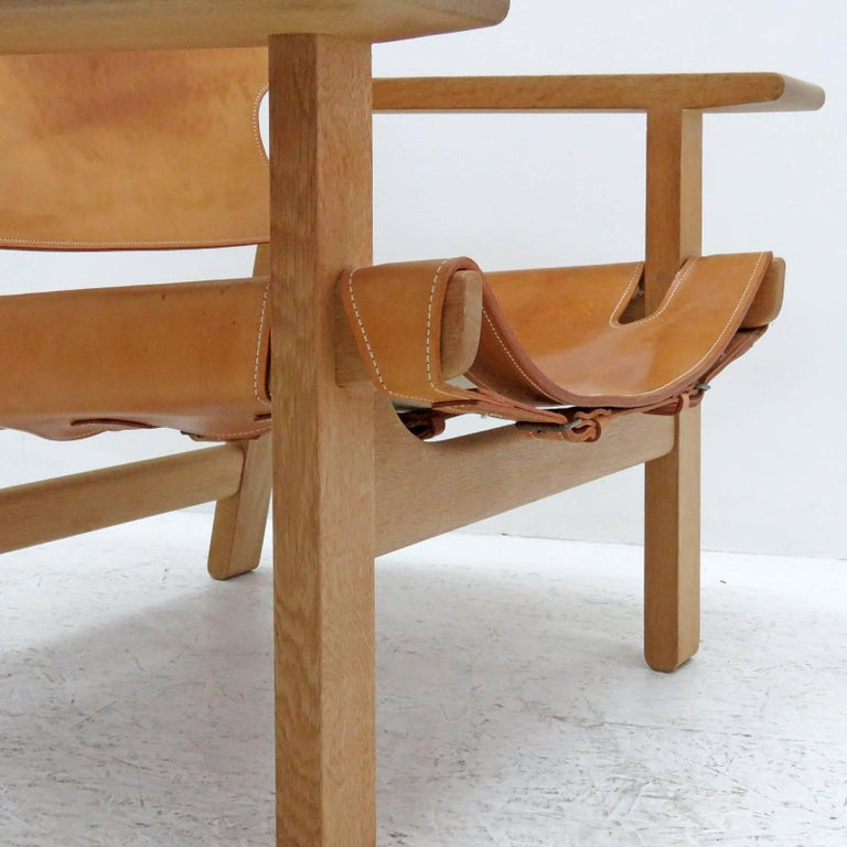 Børge Mogensen 'Spanish Chair', Model 2226 For Sale 2