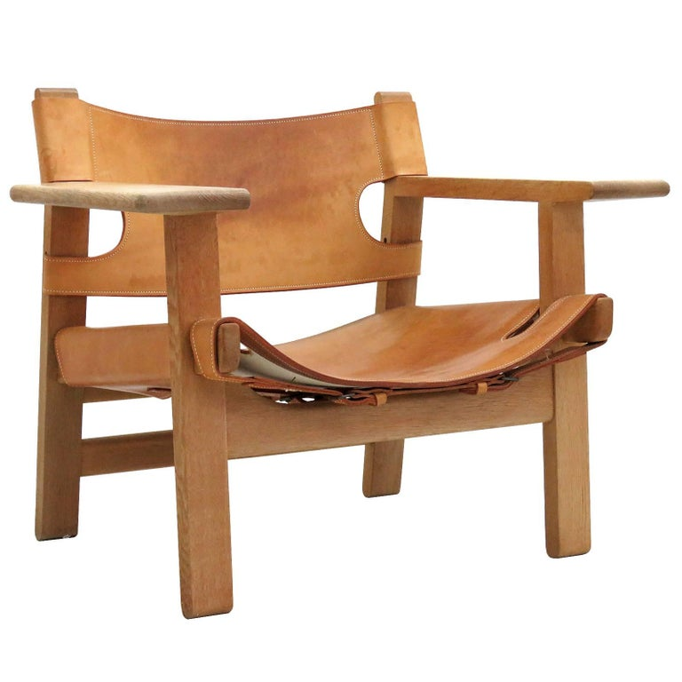 Børge Mogensen 'Spanish Chair', Model 2226 For Sale