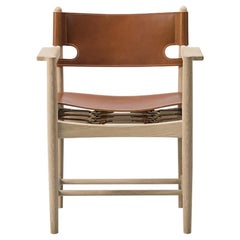 Børge Mogensen Spanish Dining Arm Chair – Model 3238
