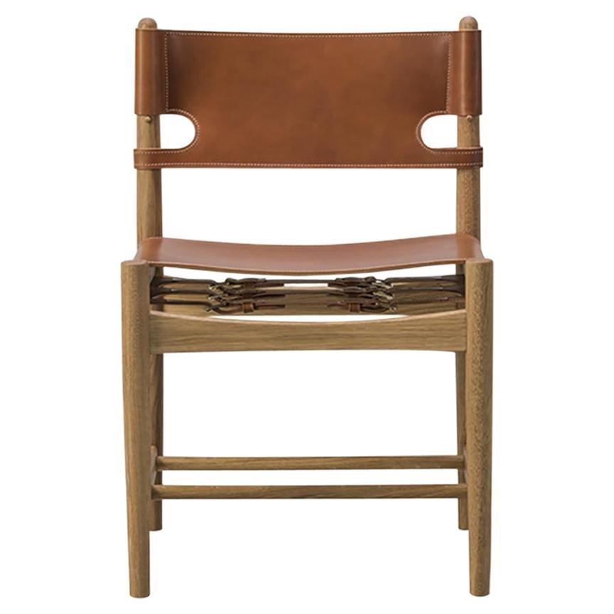 Børge Mogensen Spanish Dining Chair – Model 3237