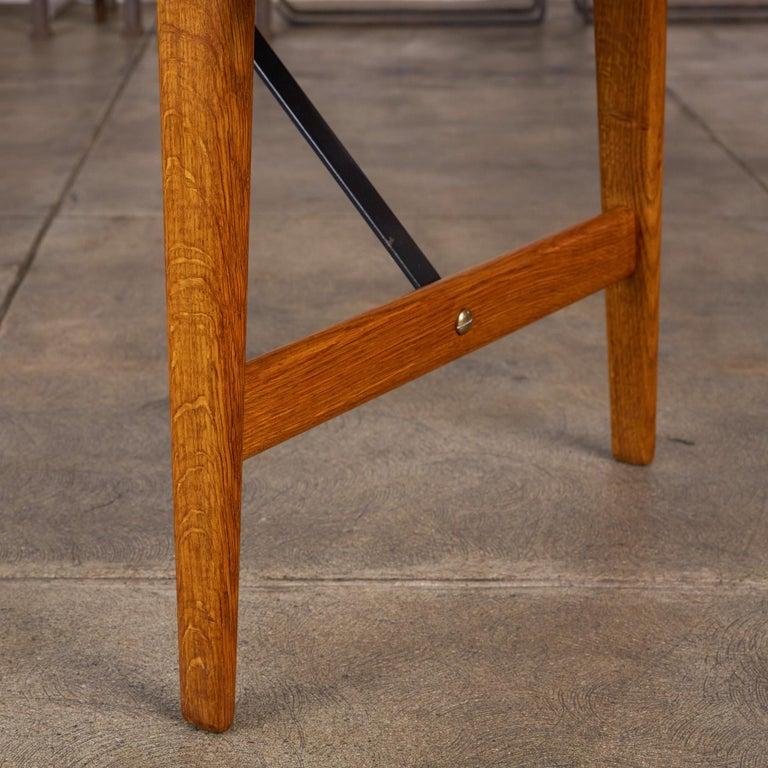 Børge Mogensen Teak and Oak Coffee Table for Fredericia Stolefabrik For Sale 3