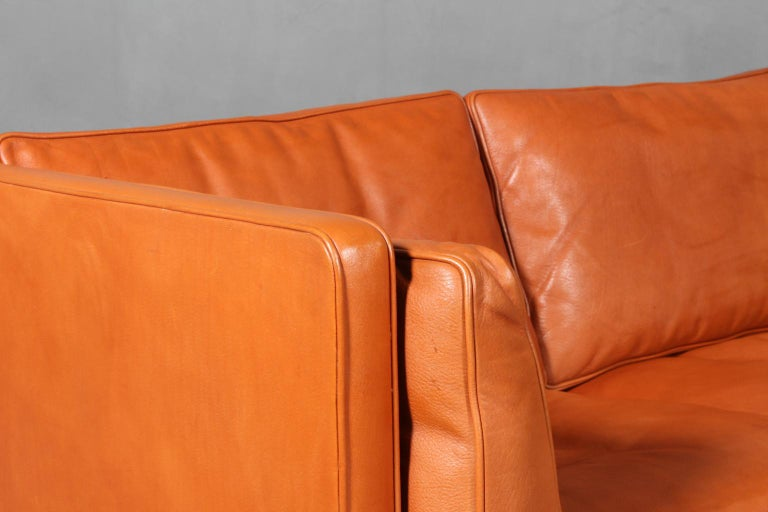 Danish Børge Mogensen Three-Seat Sofa