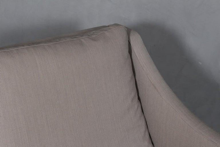 Danish Børge Mogensen Three-Seat Sofa For Sale