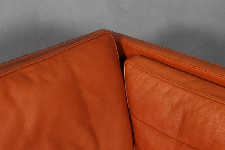 Børge Mogensen Three-Seat Sofa In Good Condition In Esbjerg, DK