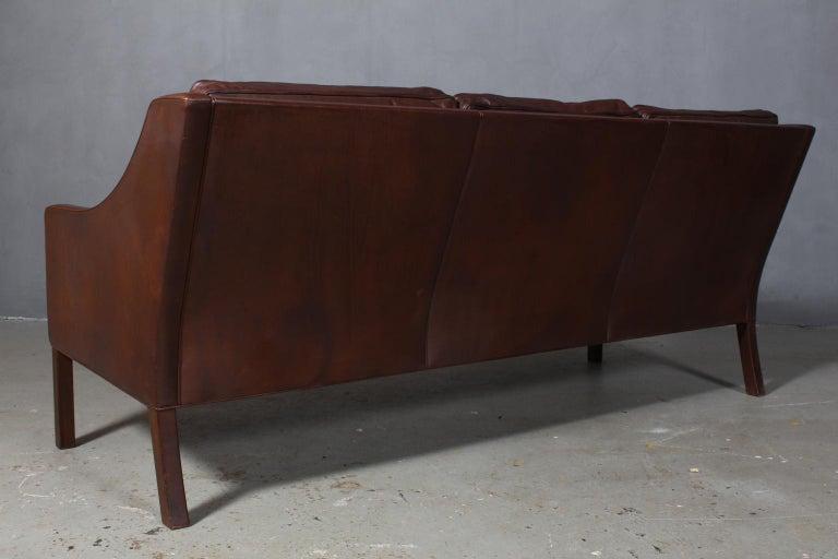 Mid-20th Century Børge Mogensen Three-Seat Sofa