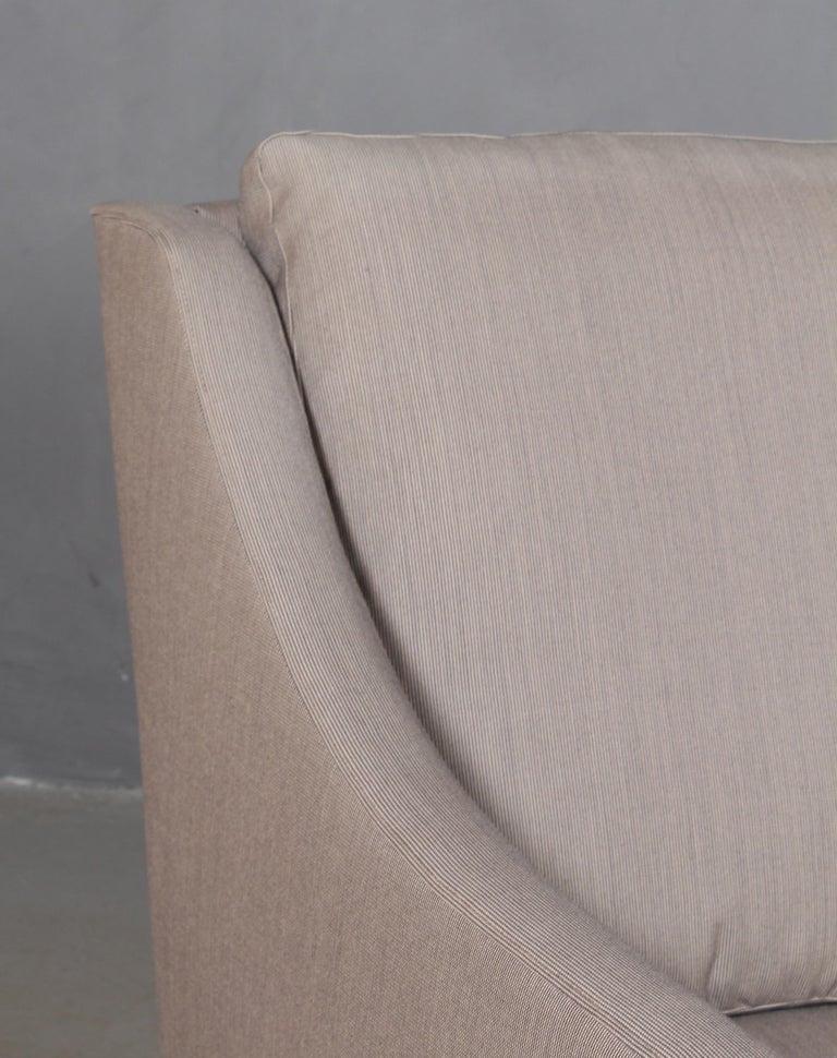 Mid-20th Century Børge Mogensen Three-Seat Sofa For Sale