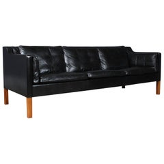 Børge Mogensen Three-Seat Sofa