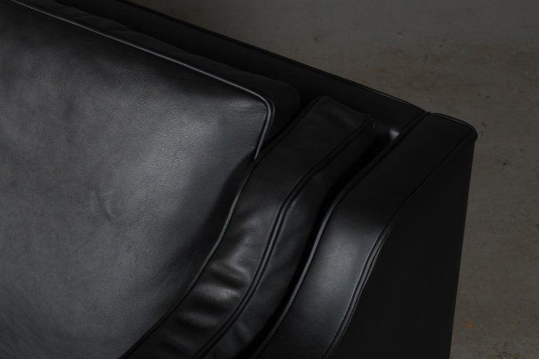 Danish Børge Mogensen Three-Seat Sofa, Model 2213 For Sale