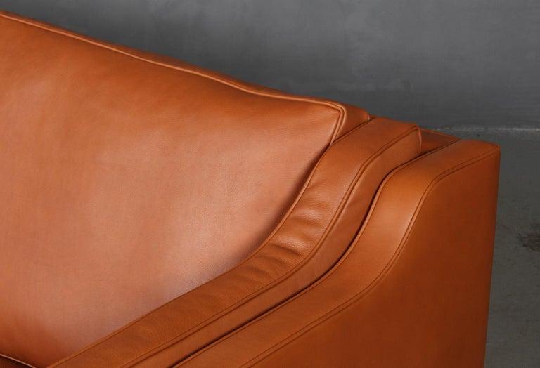 Børge Mogensen Three-Seat Sofa, Model 2213 In Excellent Condition For Sale In Esbjerg, DK