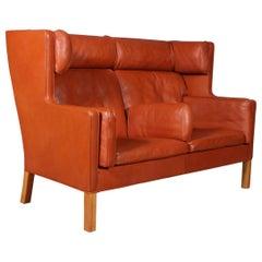 Børge Mogensen Two-Seat Kupé Sofa