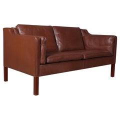 Børge Mogensen Two-Seat Sofa