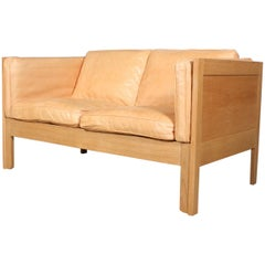 Børge Mogensen Two-Seat Sofa